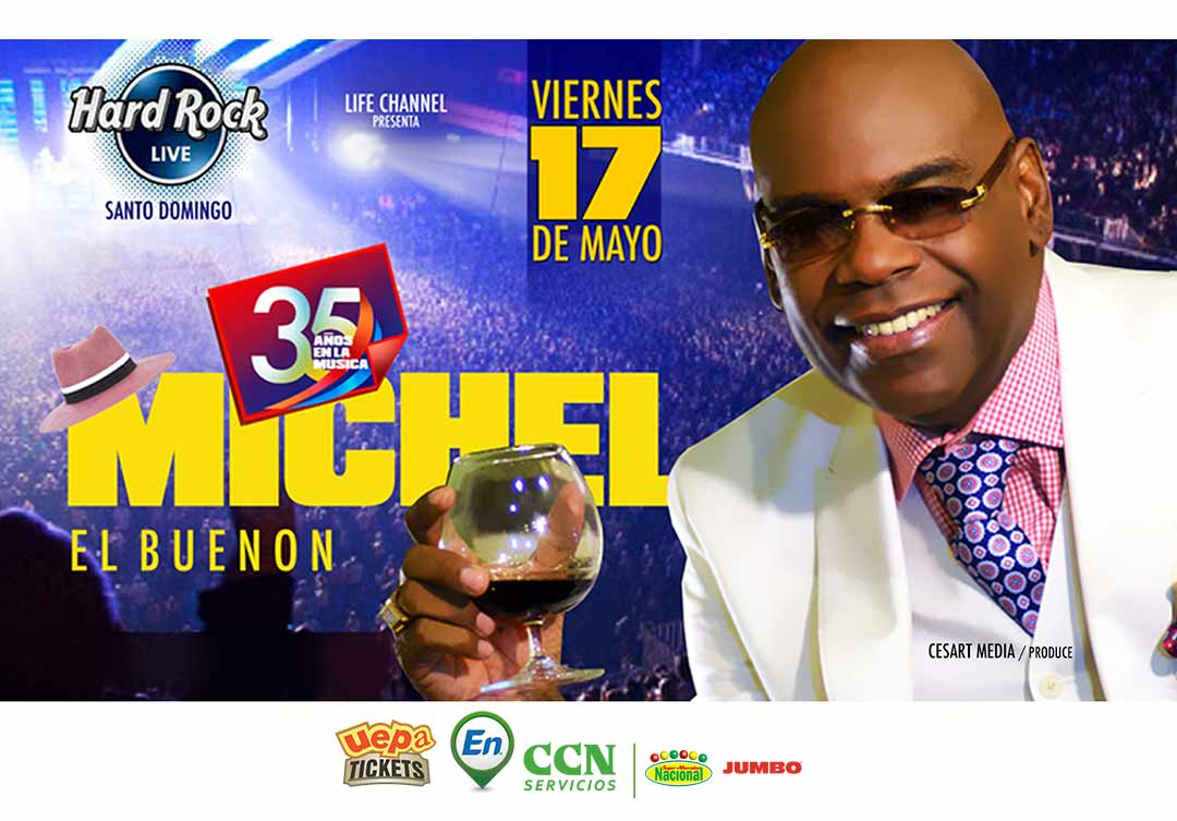 Michel 35 años en la música