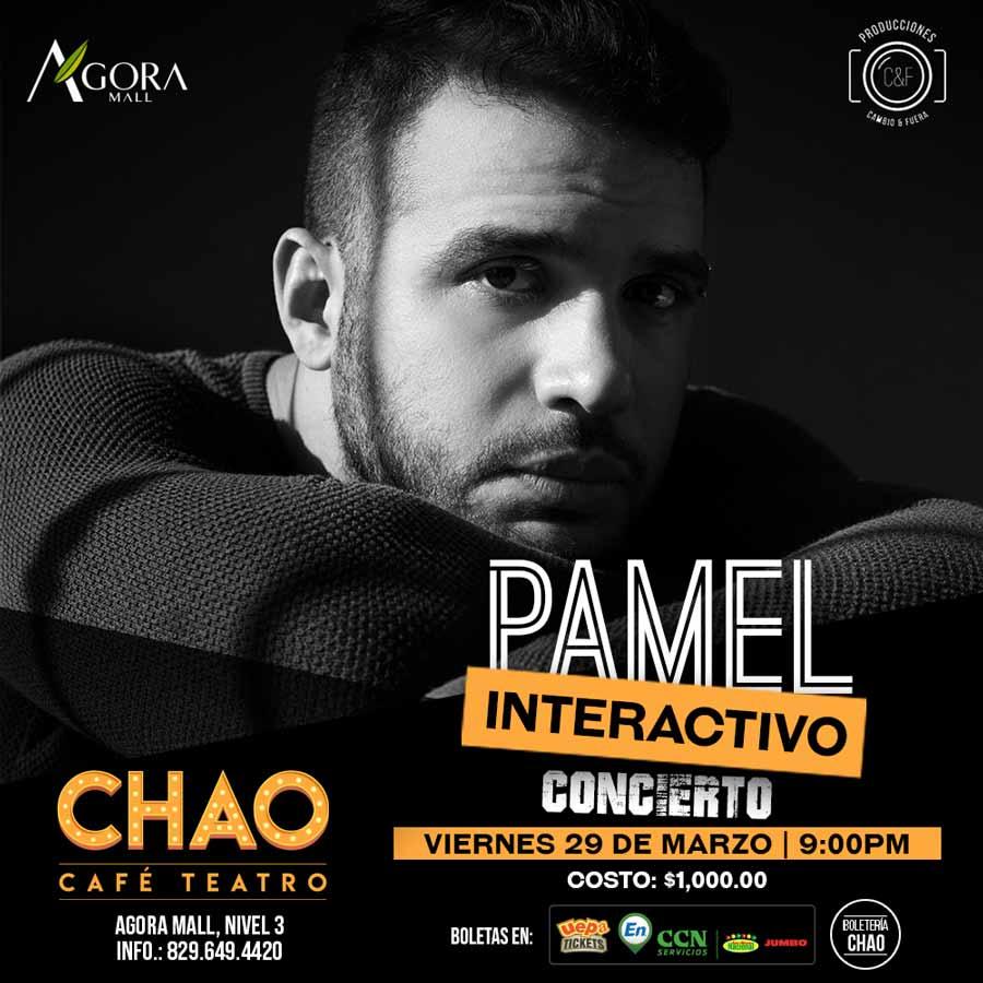 Pamel Interactivo en Chao