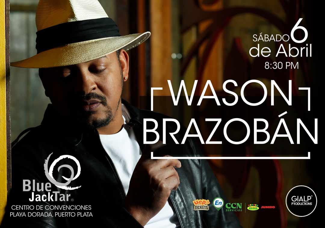 Wason Brazoban en Blue JackTar Puerto Plata