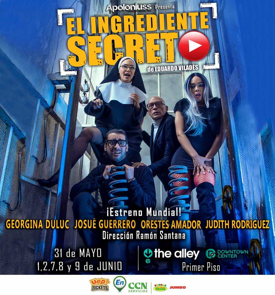 El Ingrediente Secreto de Eduardo Viladez