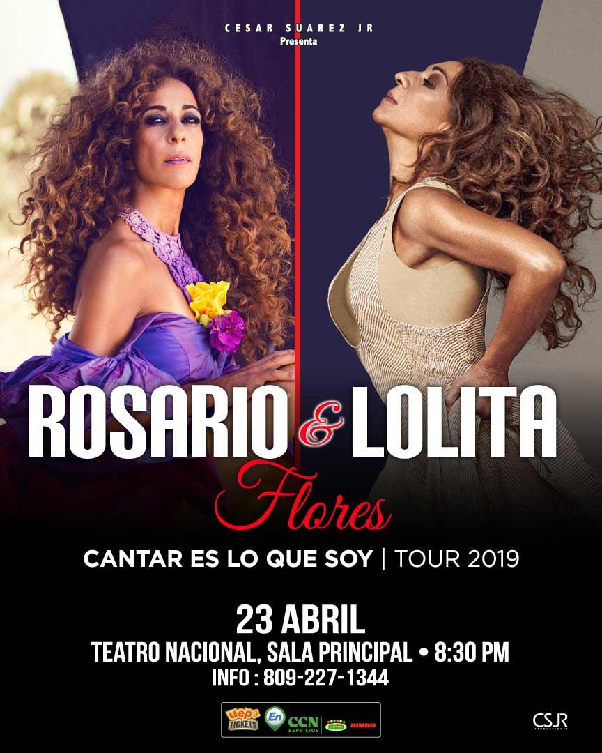 Rosario & Lolita Flores
