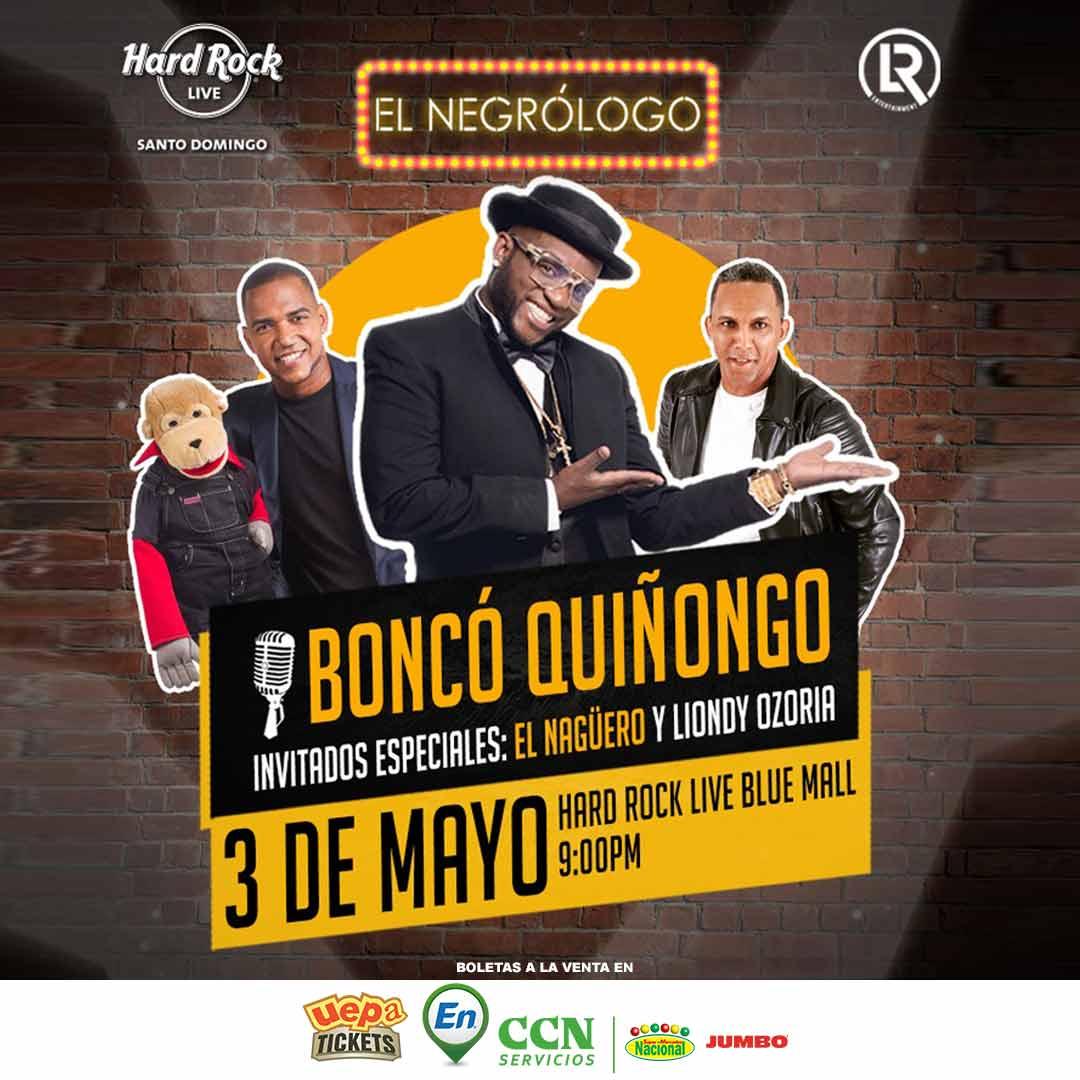 """Boncó Quiñongo y El Naguero: """"El Negrólogo"""""""