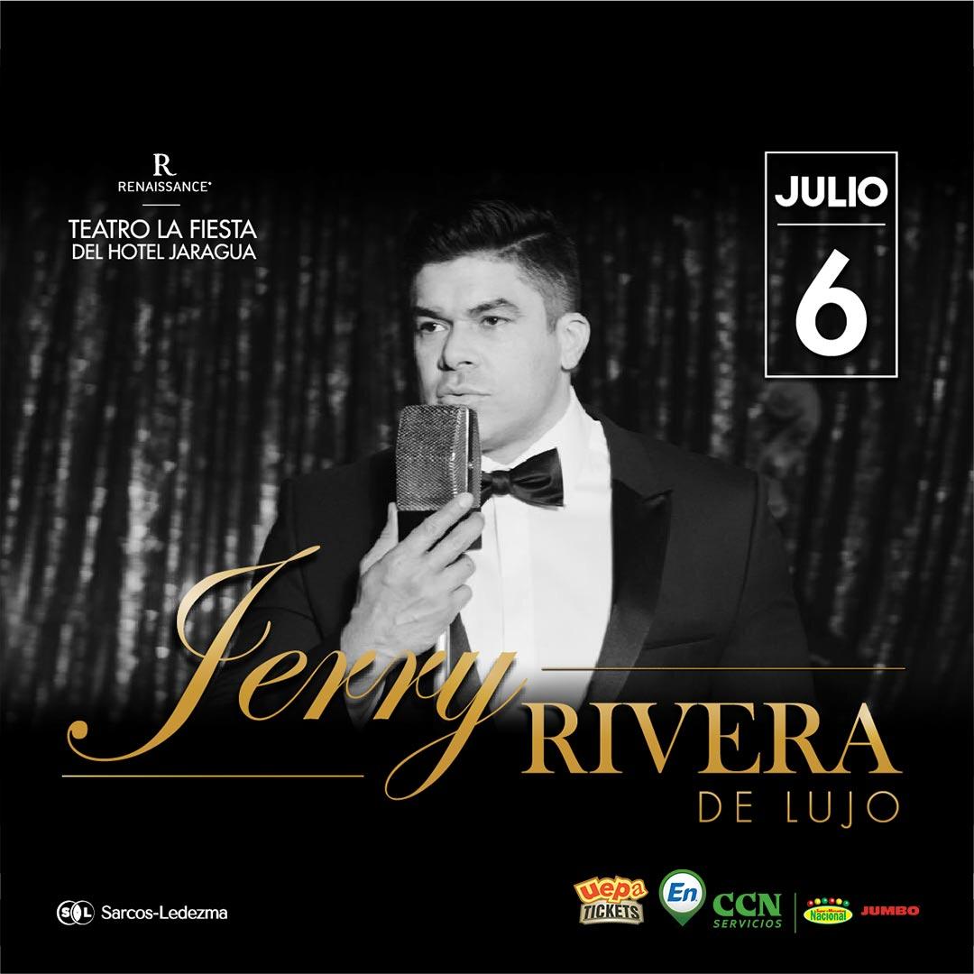 Jerry Rivera y Su Orquesta