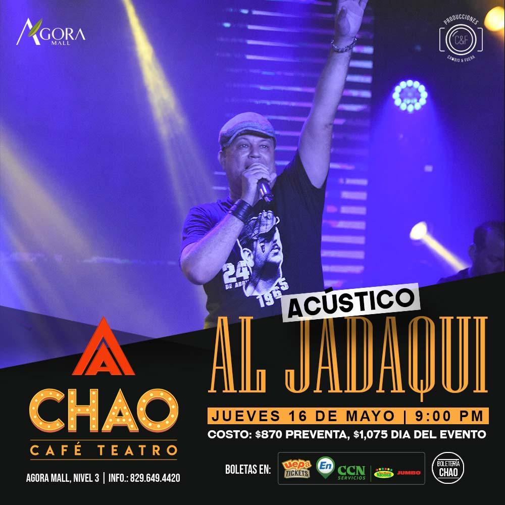 Al Jadaqui Acustico
