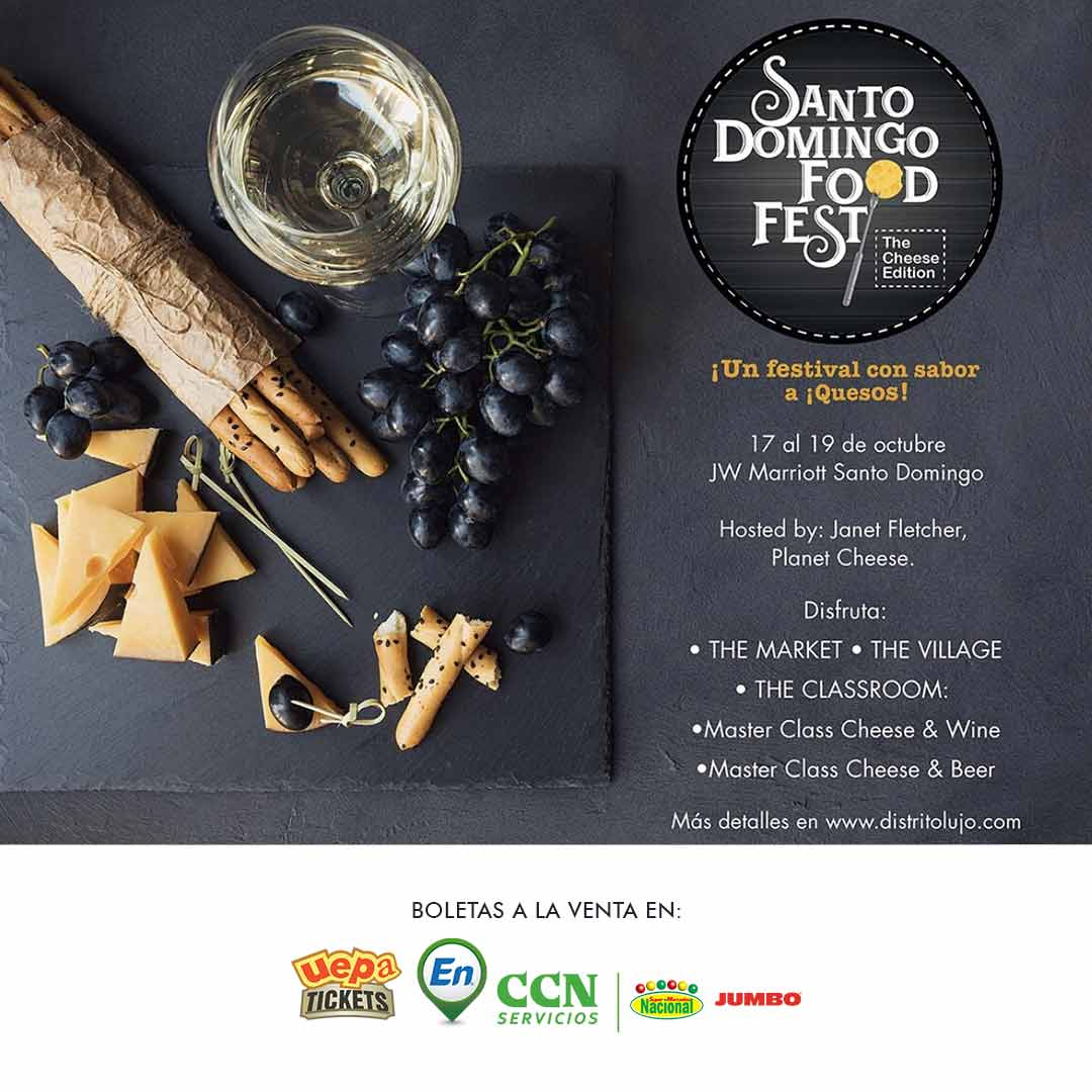 Santo Domingo Food Fest
