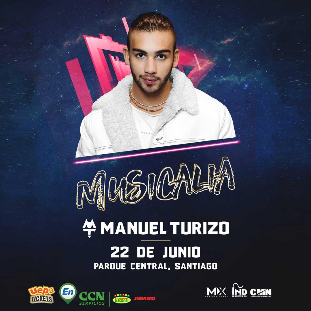 Musicalia Manuel Turizo
