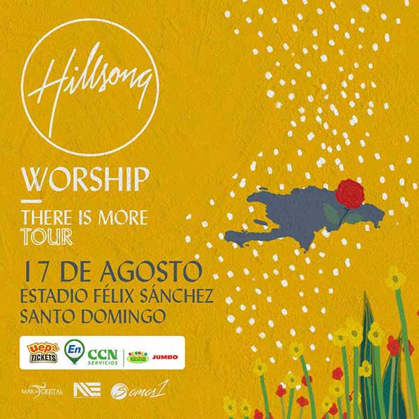 Hillsong Worship There Is More