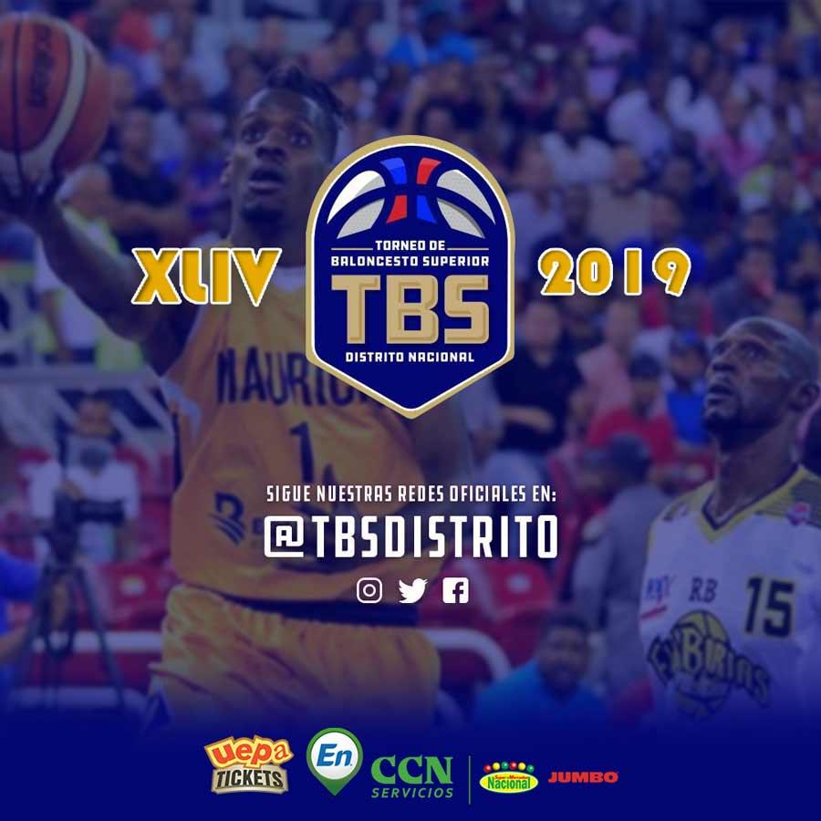Torneo De Baloncesto Superior Del Distrito Nacional 2019