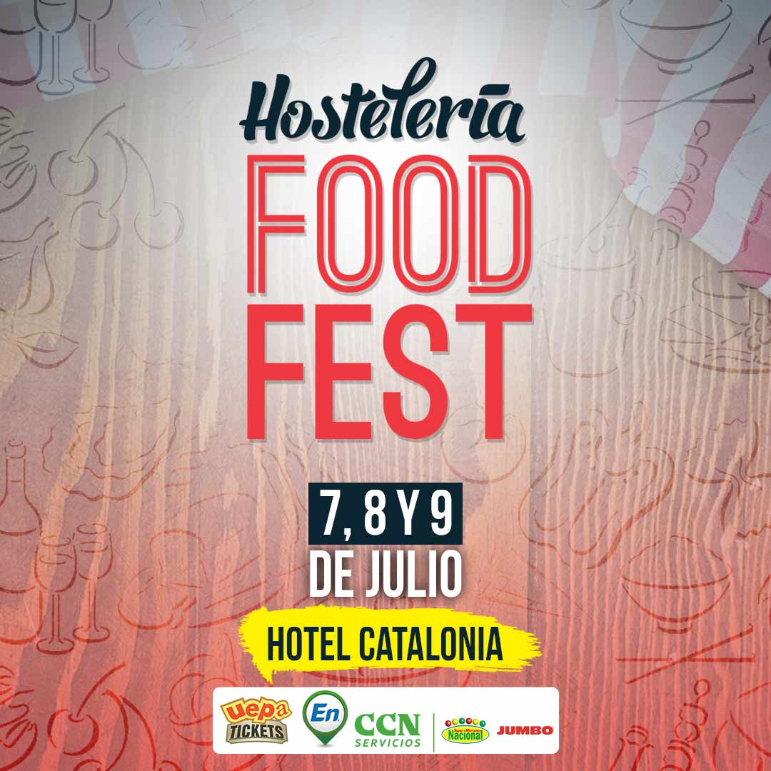 Hosteleria Food Fest 2019