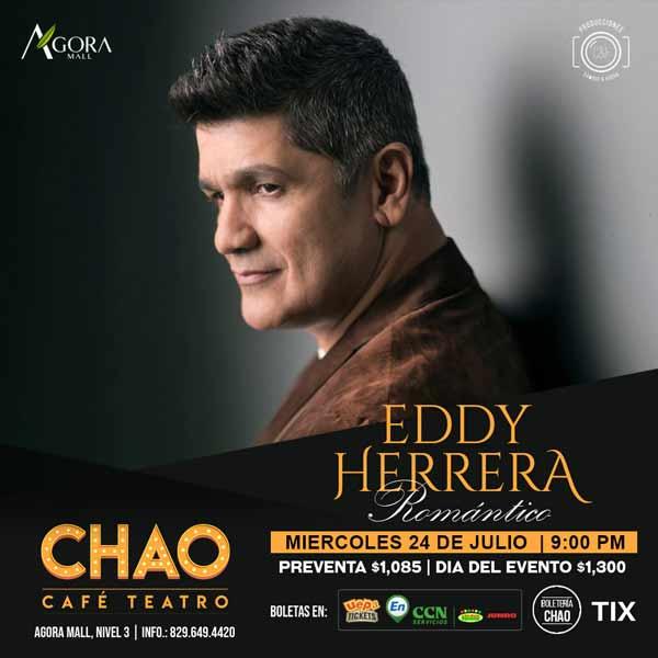 Eddy Herrera, Romántico