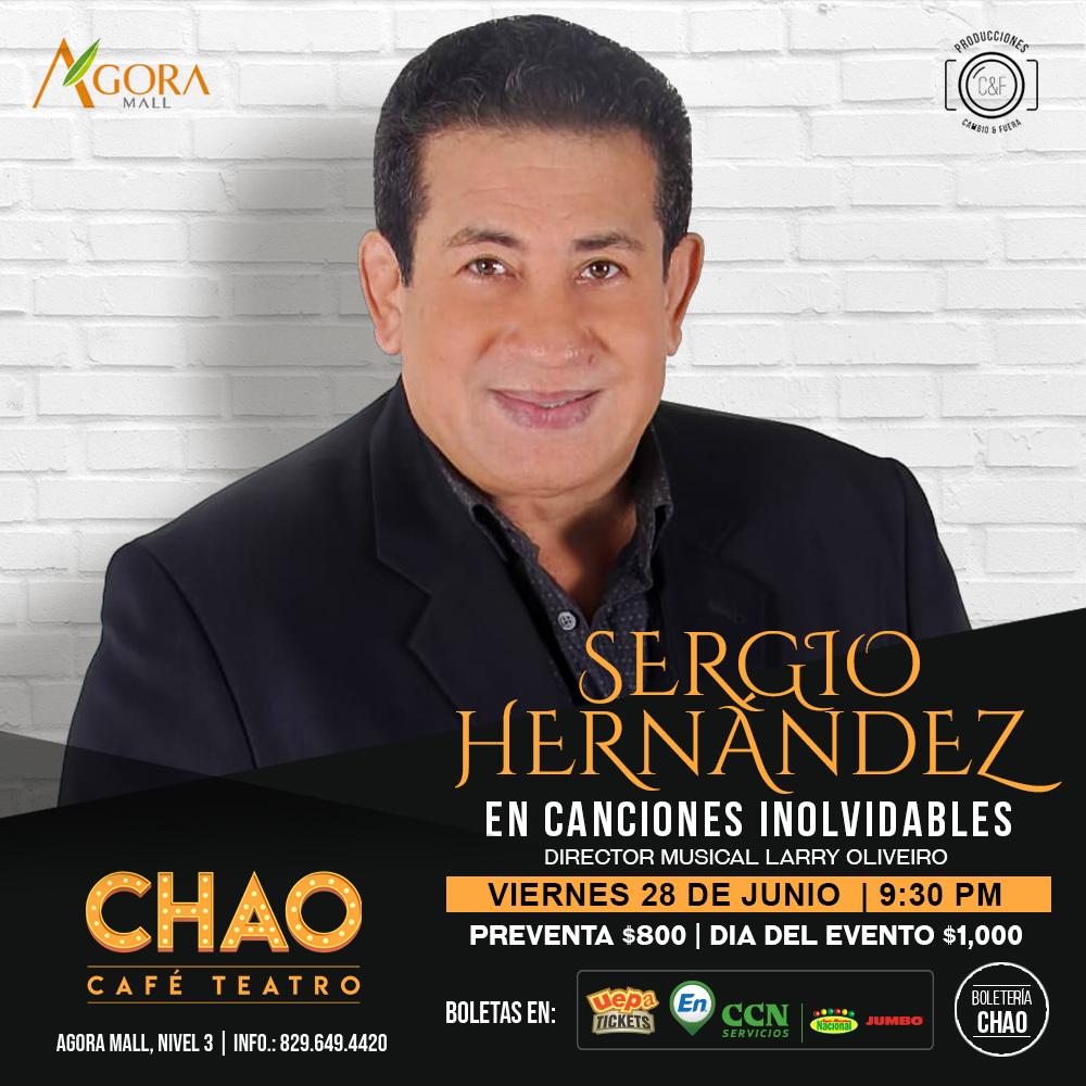 Sergio Hernandez En Canciones Inolvidables