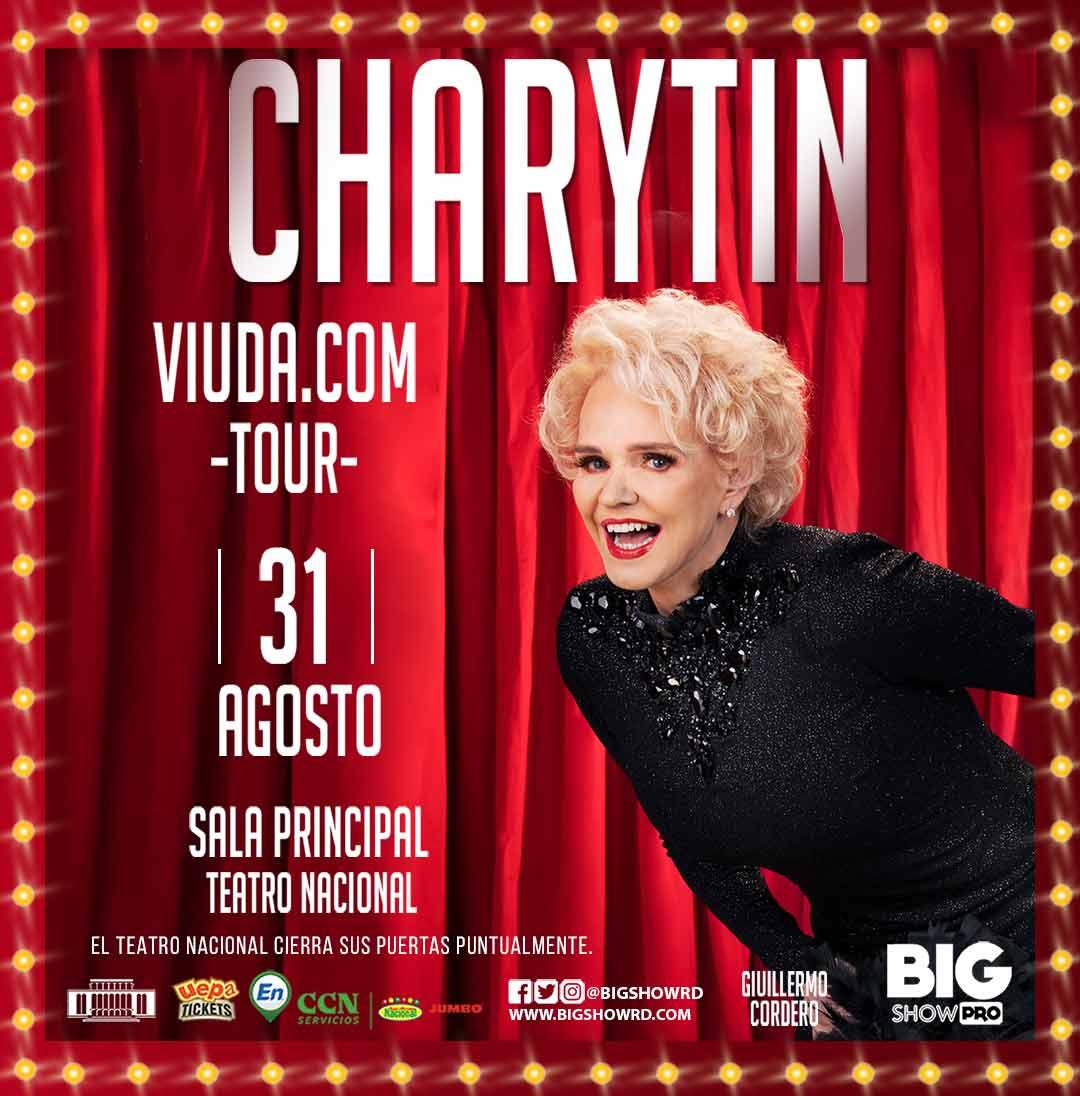 Charytin: Viuda.com Tour