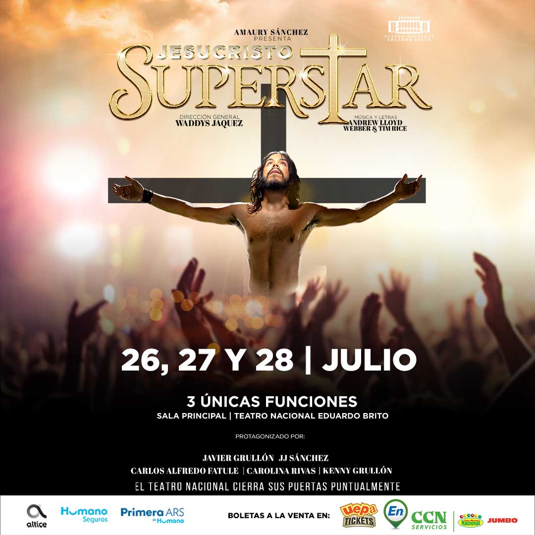 Musical Jesucristo Superestrella