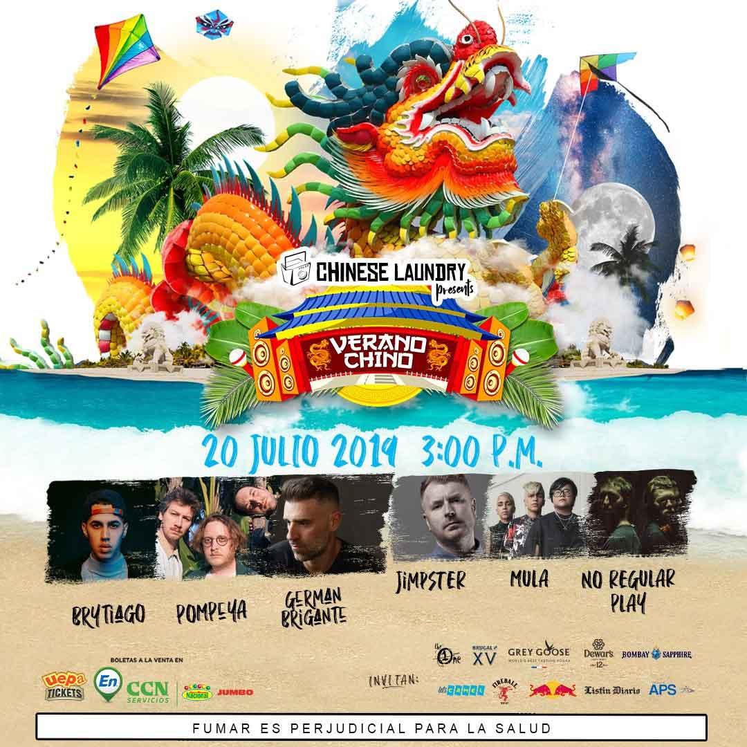 Verano Chino Music Festival