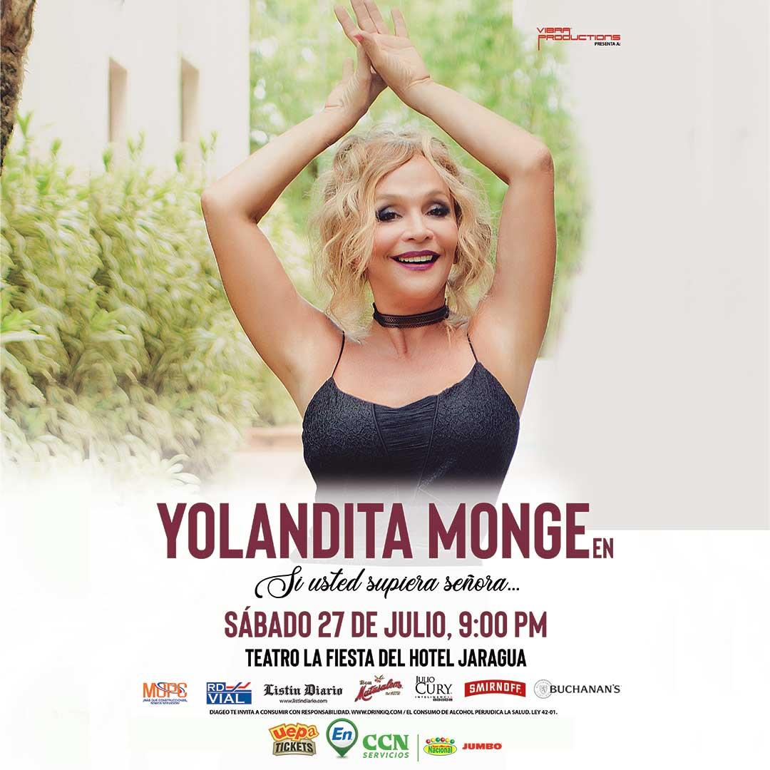 Yolandita Monge: Si Usted Supiera Señora..