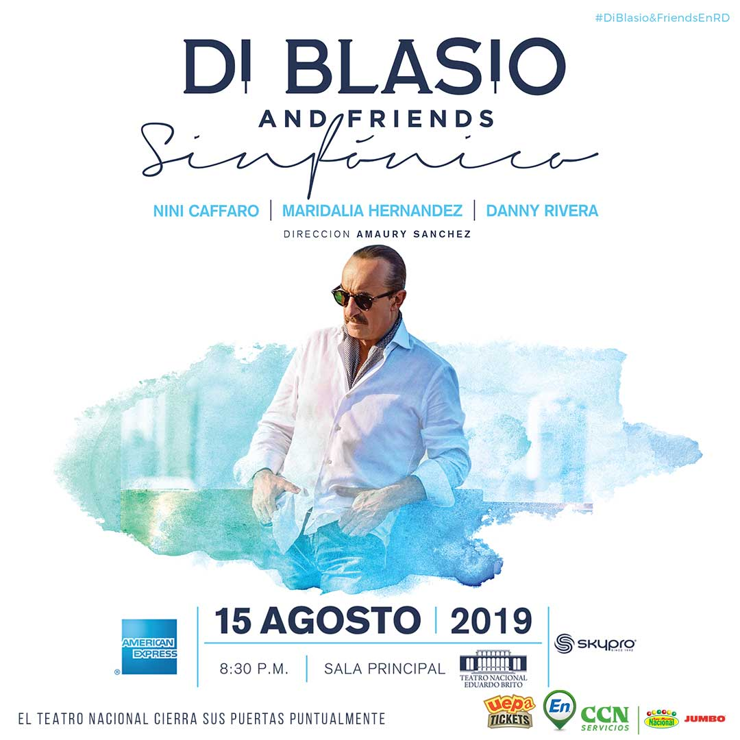 "Di Blasio And Friends ""Sinfónico"""