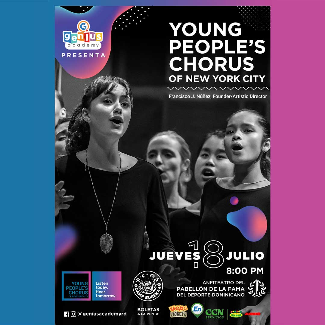 Concierto de Música Young People's Chorus