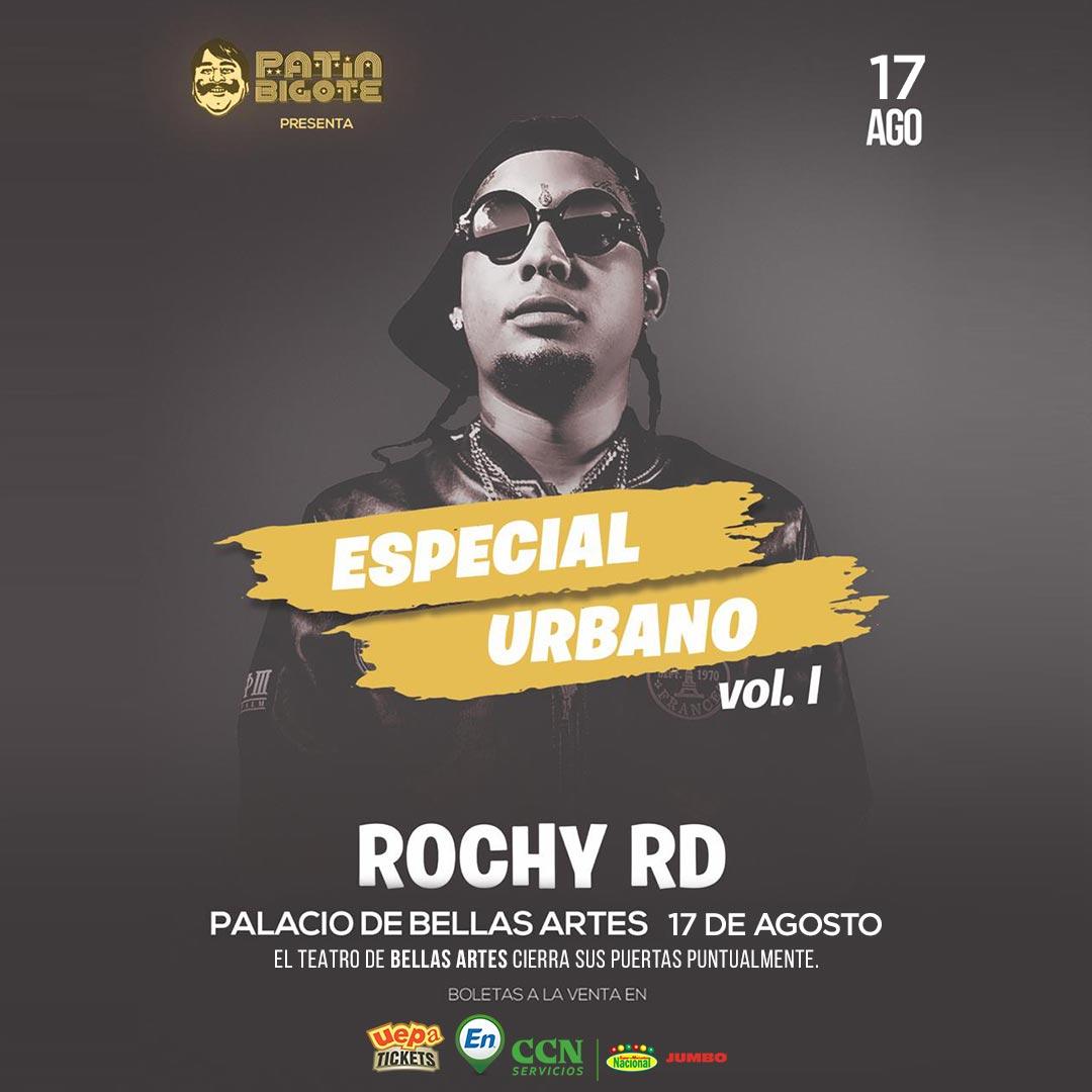 Especial Urbano VOL I Rochy RD