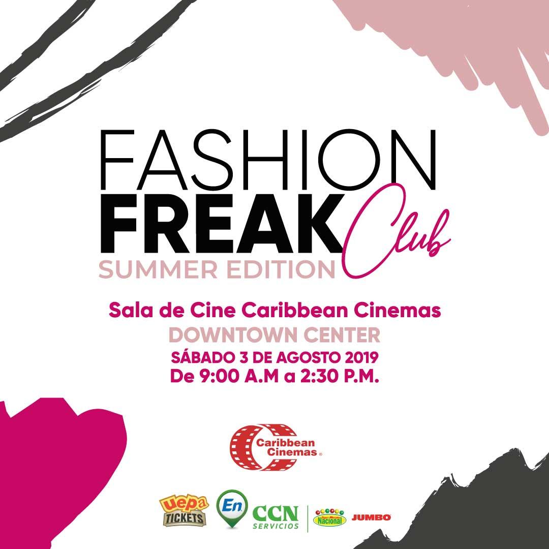 Fashion Freak Club: Summer Edition