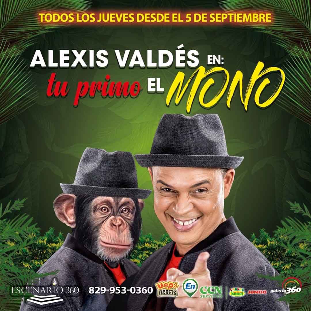 """""""Tu Primo el Mono"""" Alexis Valdés"""