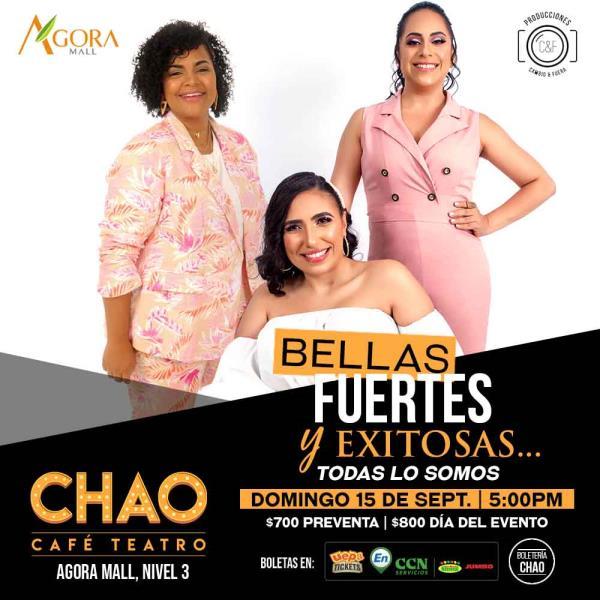 Bellas, Fuertes y Exitosas...