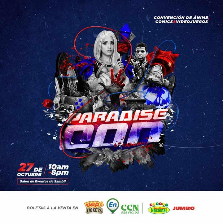 Paradise Con 2019
