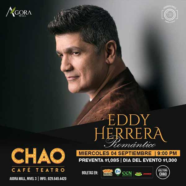 Eddy Herrera Romántico