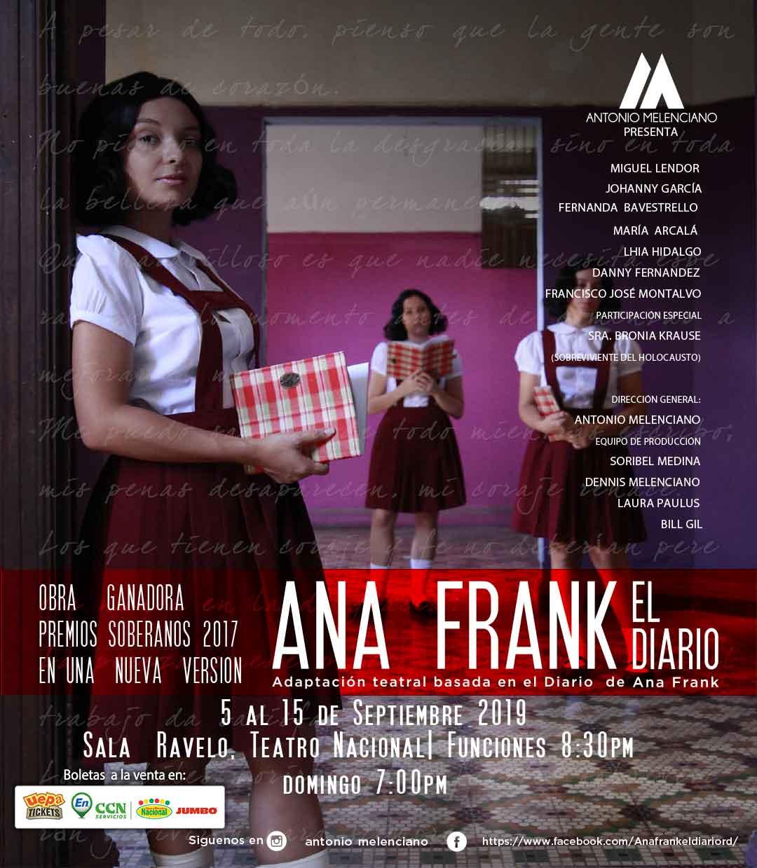 Ana Frank, El Diario