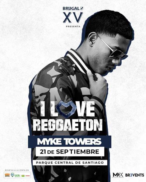 I Love Reggaeton: Myke Towers