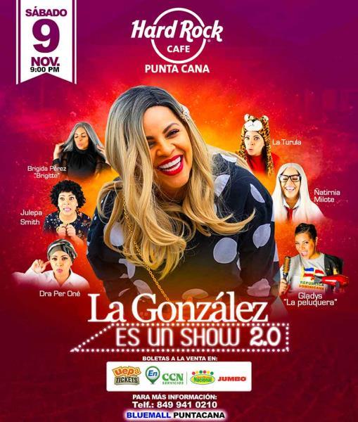 La González Es Un Show 2.0