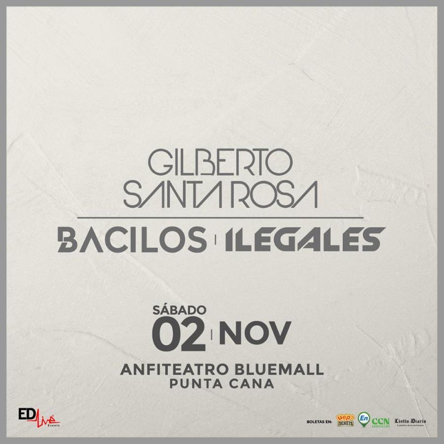 Gilberto Santa Rosa, Bacilos, Ilegales