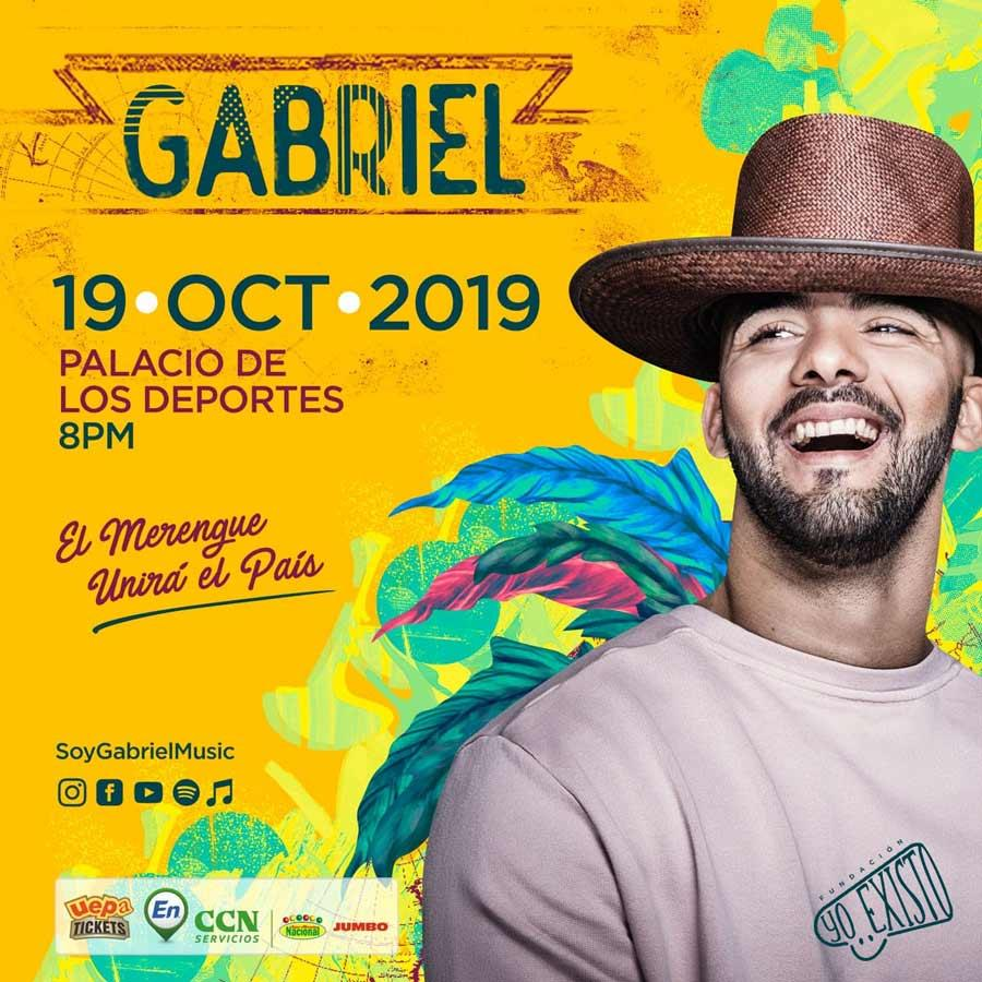 Gabriel: Morísoñando Tour