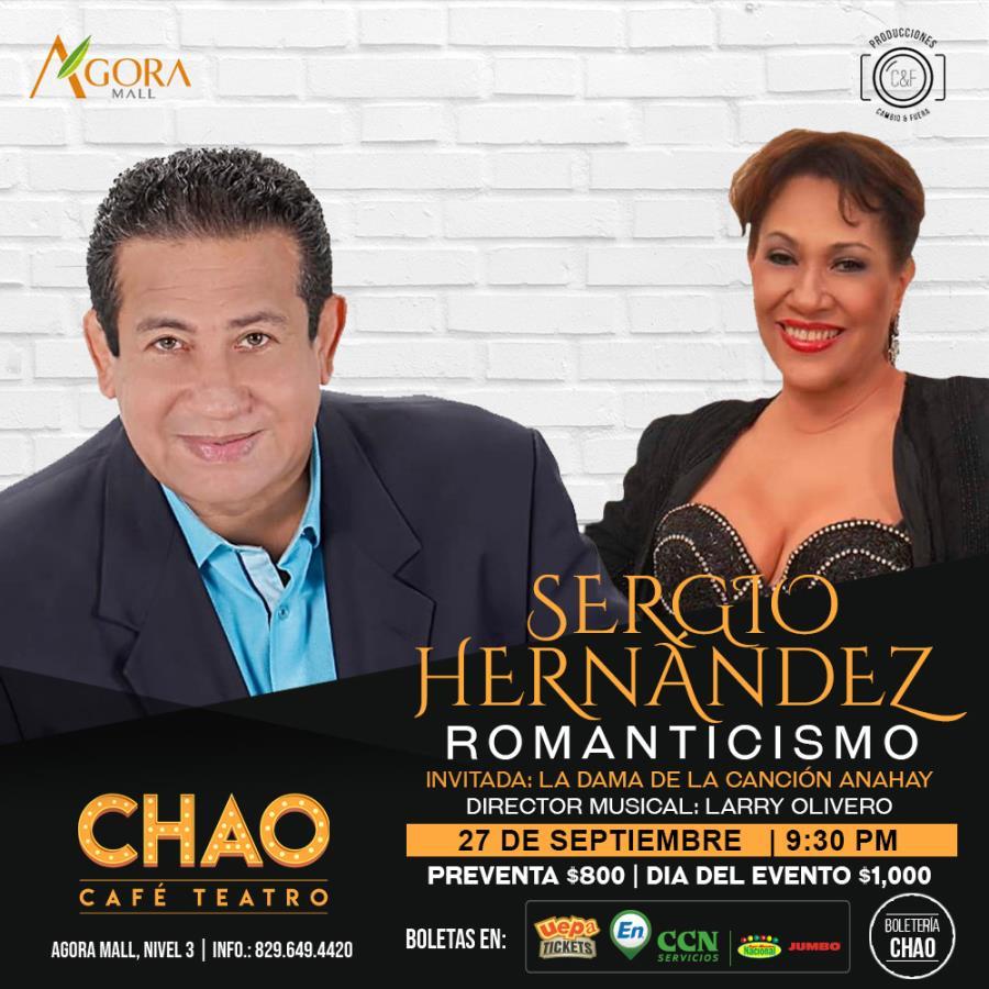 Sergio Hernández, Romanticismo