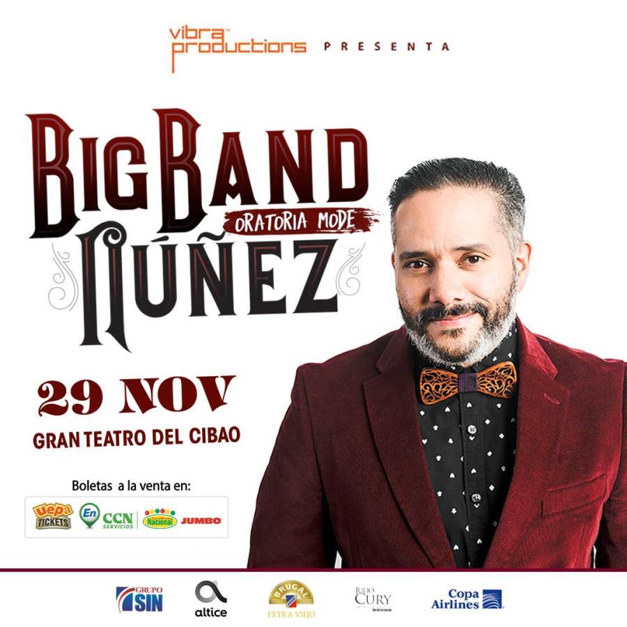 Big Band Nuñez Función Santiago