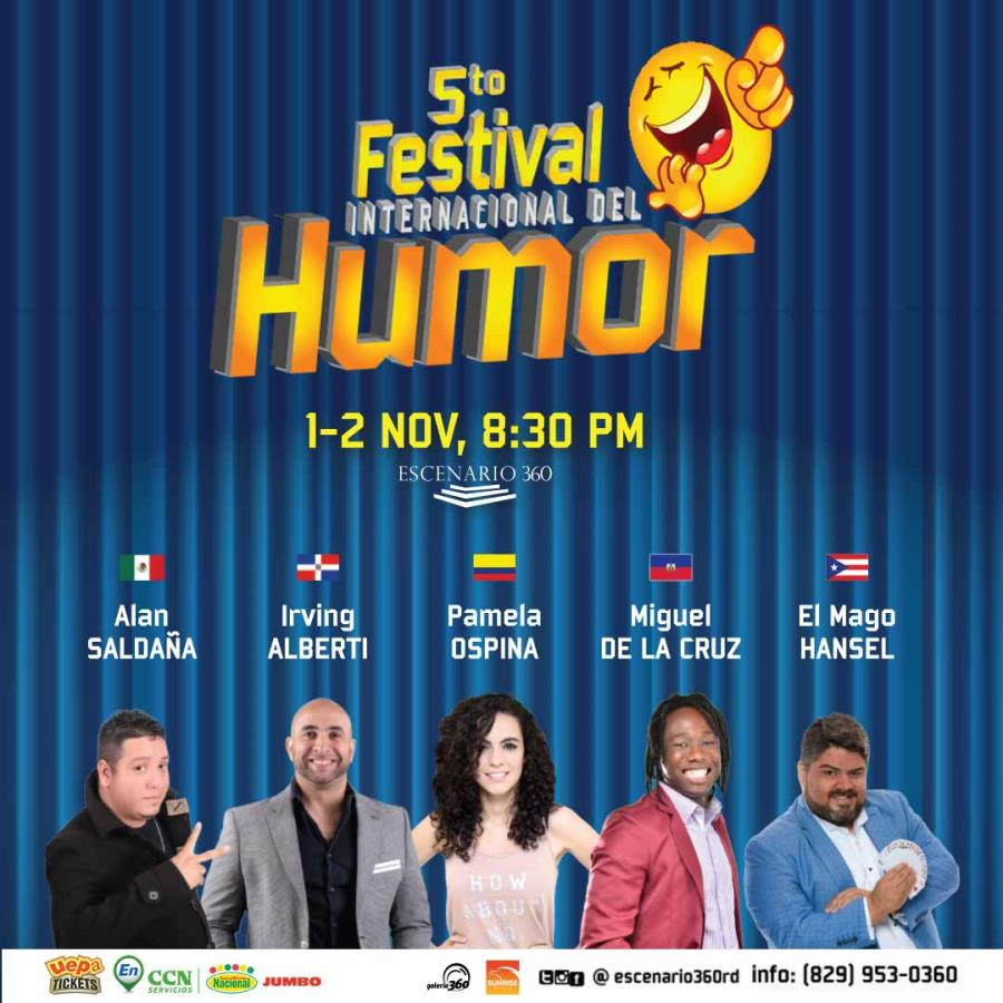 5to Festival Internacional Del Humor