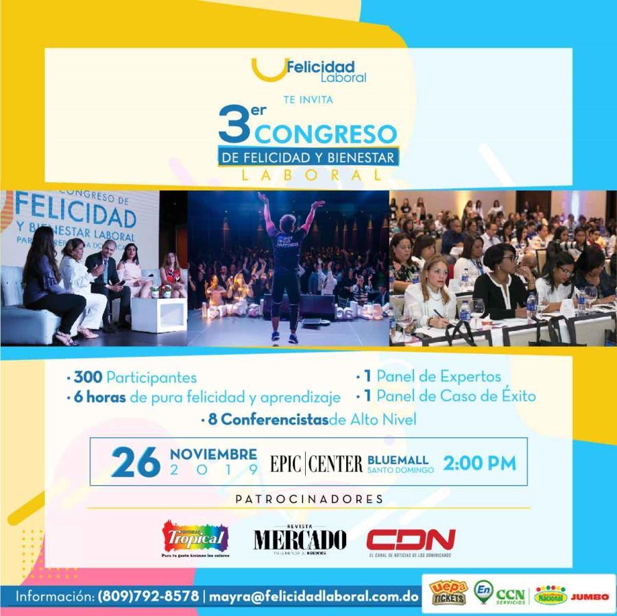 III Congreso De Felicidad Y Bienestar Laboral