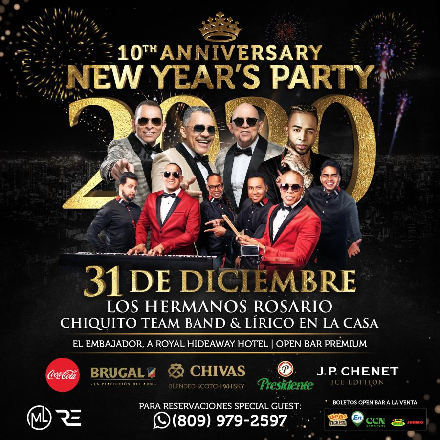 New Year´s Party 2020