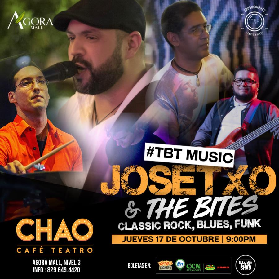 #TBT Music, Josetxo & The Bites