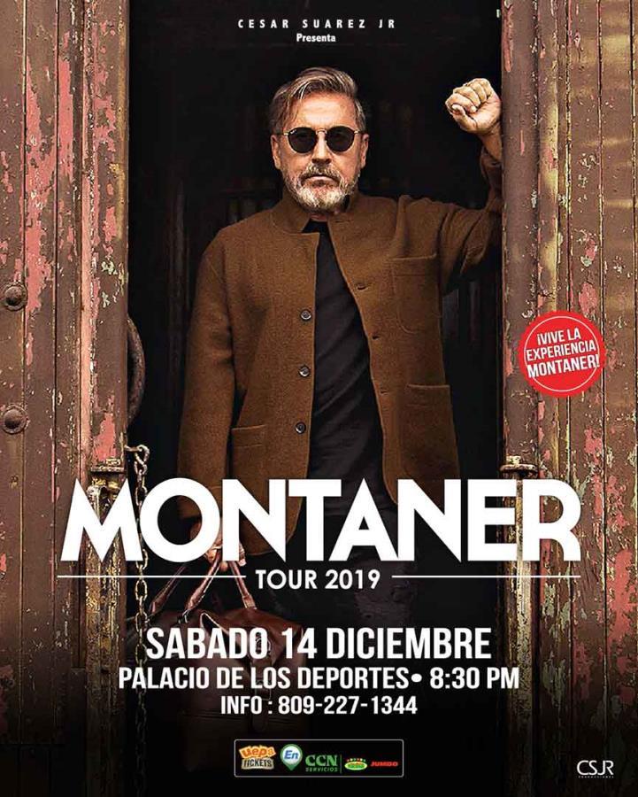 Montaner Tour 2019