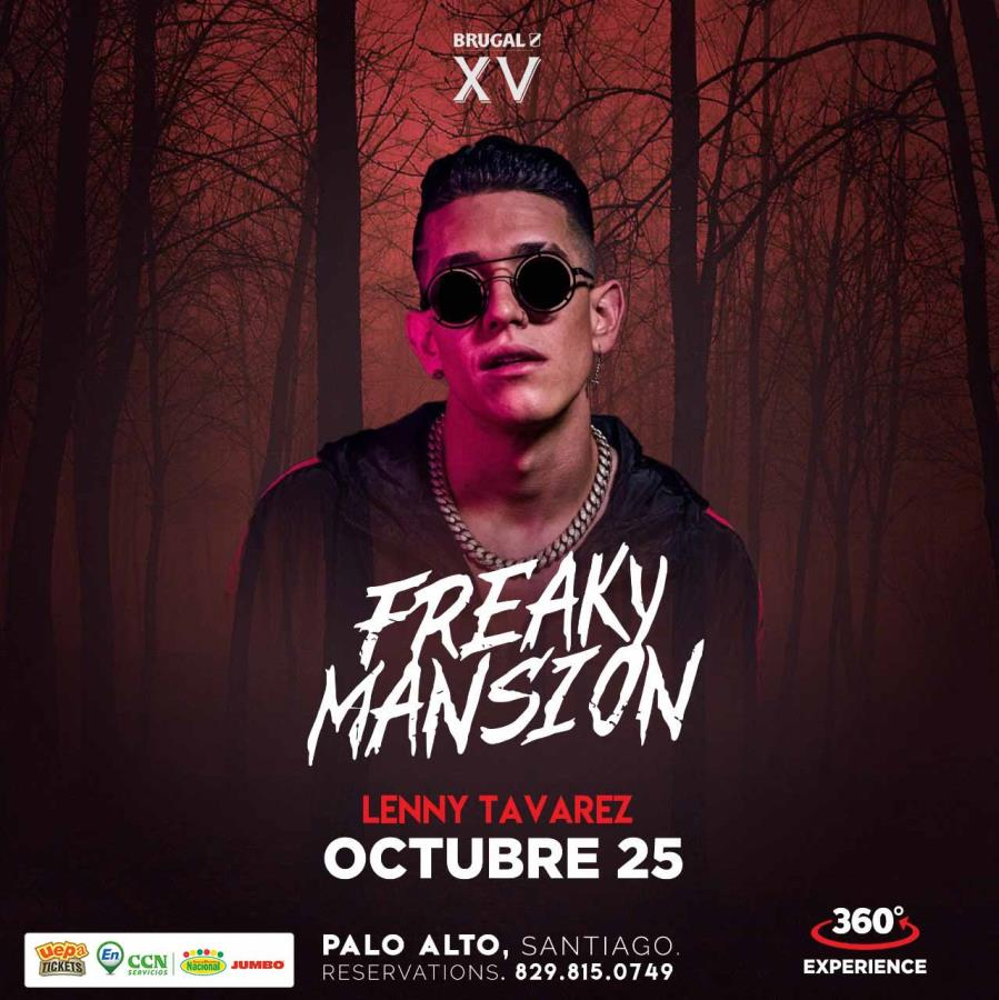 Freaky Mansion ft. Lenny Tavarez