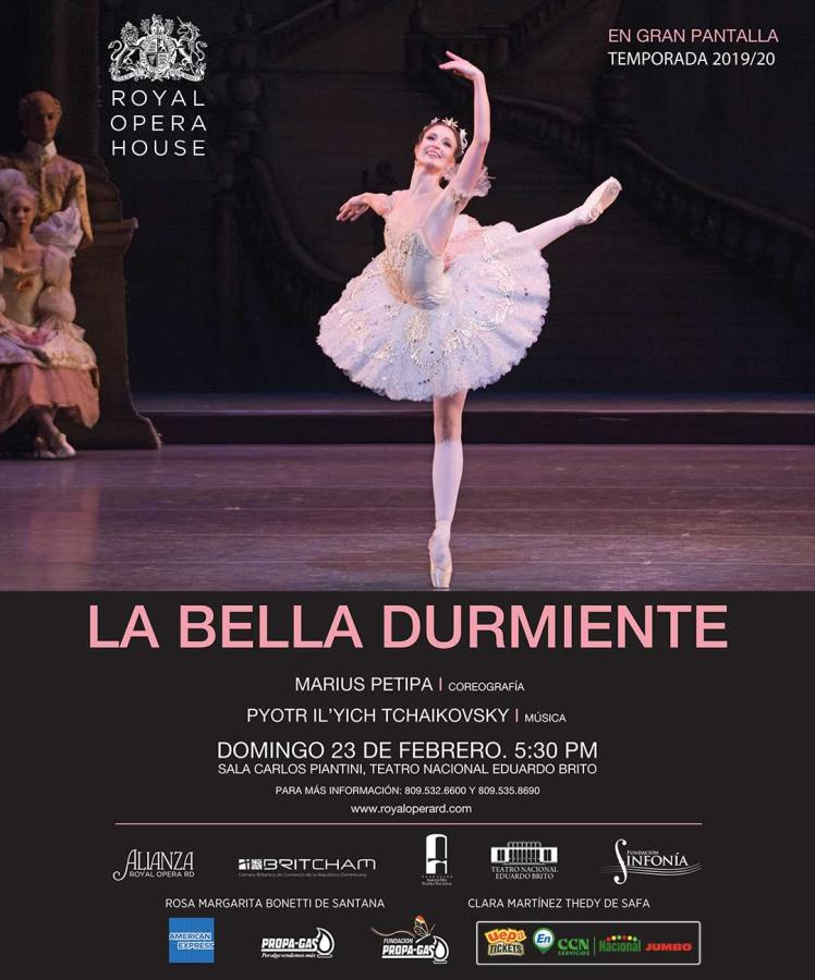 Royal Opera House La Bella Durmiente
