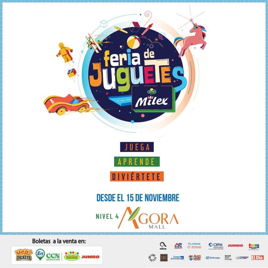 Feria De Juguetes Milex