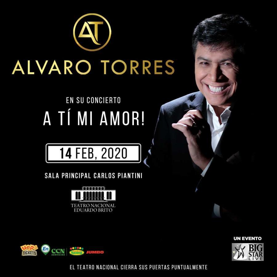 Alvaro Torres En Concierto: A Tí Mi Amor!.