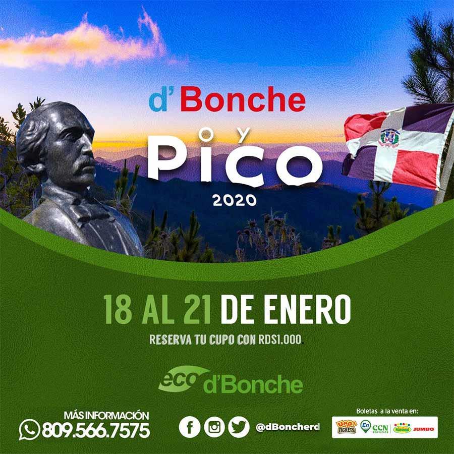 D´Bonche y Pico 2020