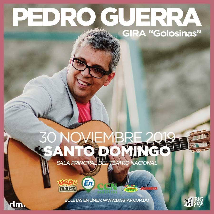 Pedro Guerra, Golosinas Acústico.