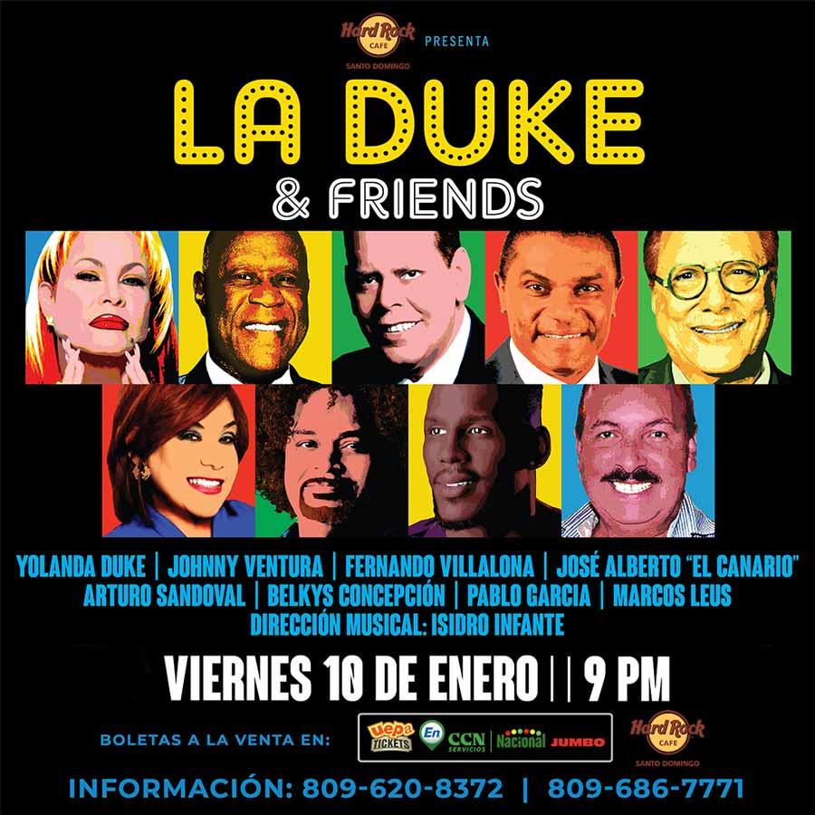 La Duke And Friends