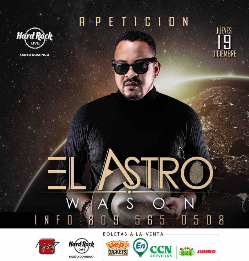Wason El Astro A Petición