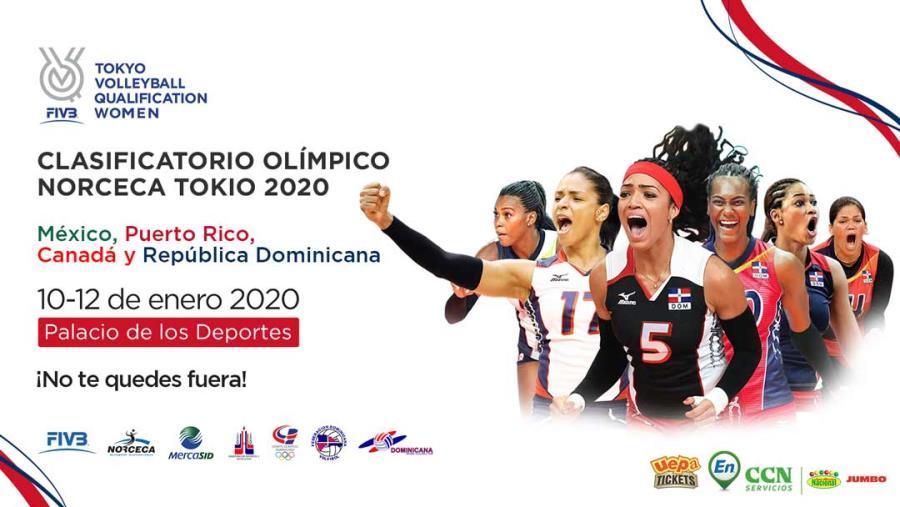 Clasificatorio De Voleibol Femenino Tokio 2020
