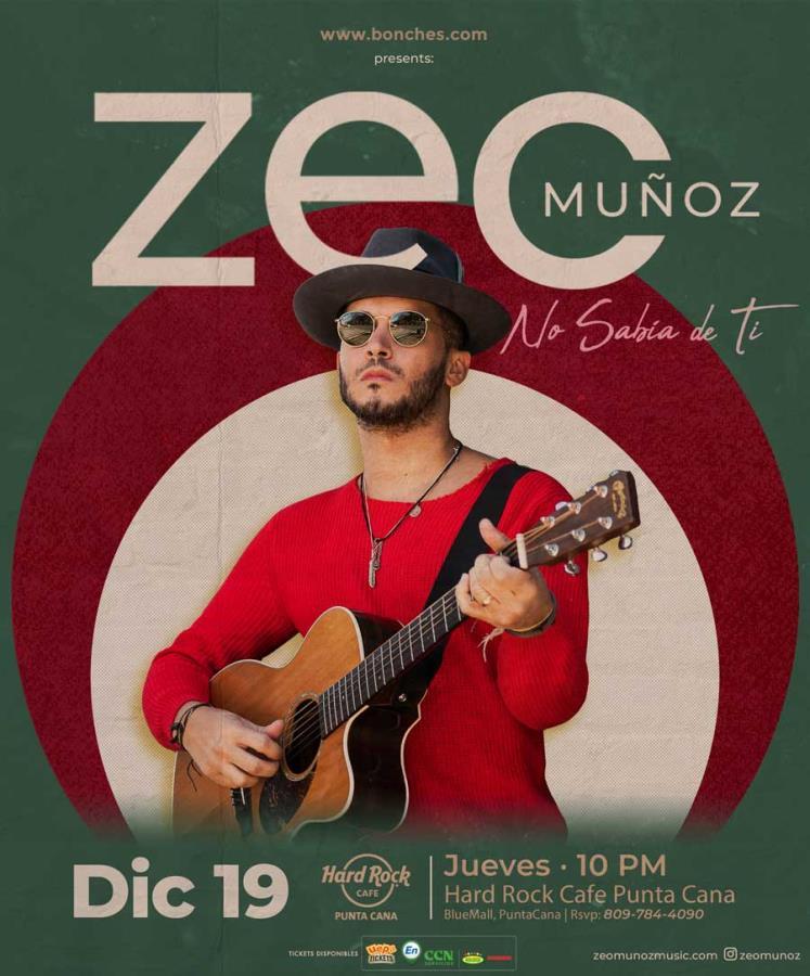 Zeo Muñoz en Punta Cana