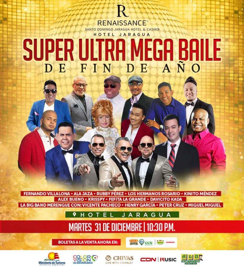 Super Ultra Mega Baile Del 31 De Diciembre